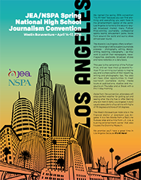 JEA/NSPA National High School Journalism Convention Spring 2016 Registration Booklet – Los Angeles (PDF)